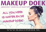 makeup doek - makeup remover