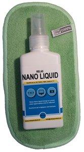 Nano Brillendoekje met NanoLiquid (groen)